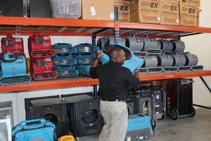 Sewage Backup Cleanup Equipment Company