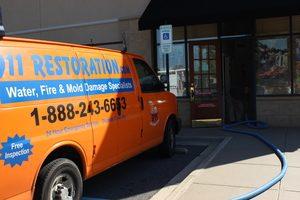 Mold Removal Van
