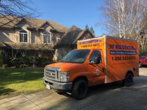 Water Damage Restoration Stockton