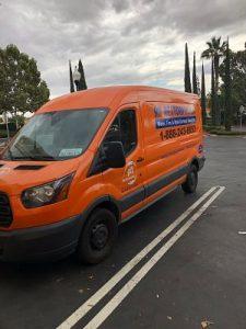 911 Restoration of Stockton Van